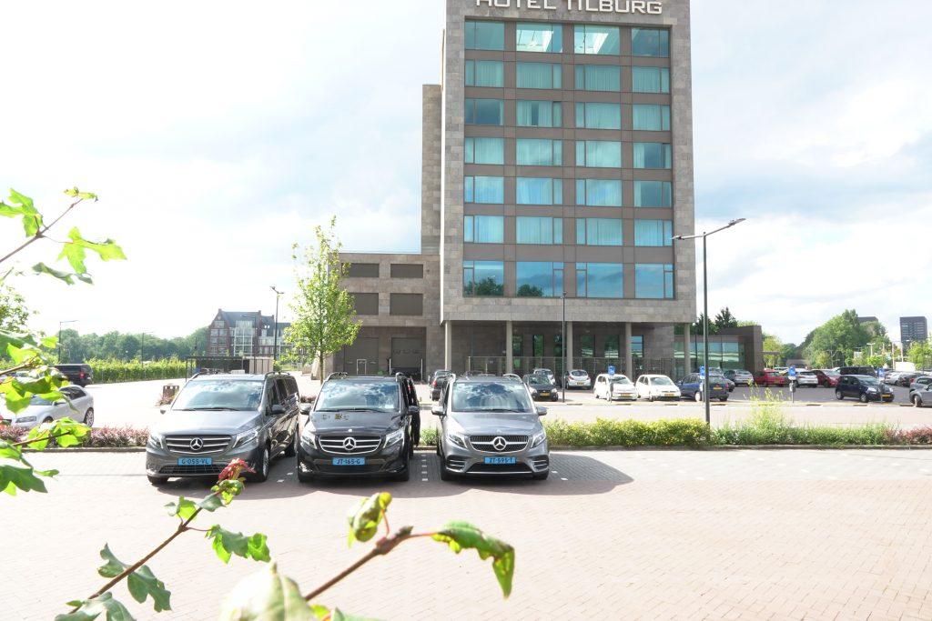 Taxi Waalwijk, Taxis Tilburg